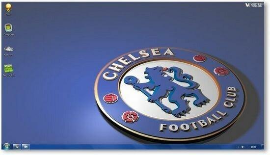 Chelsea Windows Theme