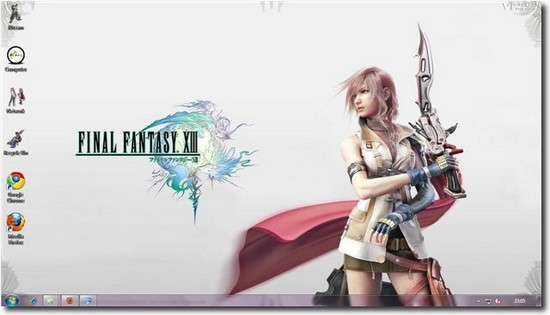 Final Fantasy XIII theme