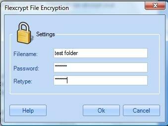 Flexcrypt