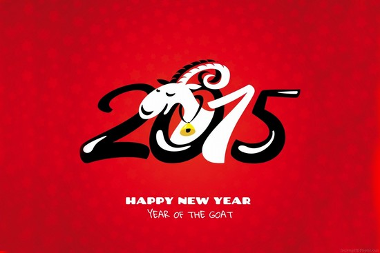 Year of the Goat wallpapers collection