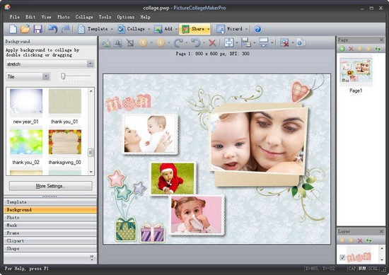 Download Photo Collage Maker 3.17 Full Version - YouTube