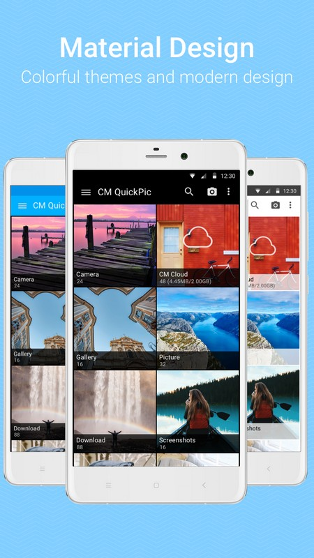 QuickPic Gallery for Android