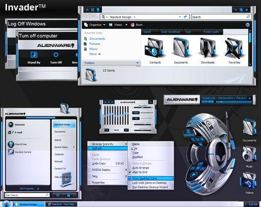 Alienware SKin Suite