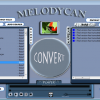 MelodyCan - A universal audio file converter, which supports all popular audio formats: wav, mp3