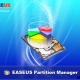 Create & Resize Windows Partitions with EASEUS Partition Master 3.5 Home Edition