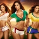 FIFA World Cup Hot and Sexy Girls Wallpapers Collection