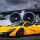 Beautiful McLaren P1 Wallpaper Collections