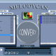 MelodyCan – A universal audio file converter, which supports all popular audio formats: wav, mp3
