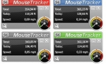 SuperEasy Mouse Tracker – Shows Detail Which Distance You Cover With Your Mouse At The Computer