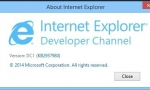 Download New Internet Explorer Version for Windows 7 and Windows 8.1