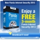 [GIVE AWAY] – Using Panda Internet Security 2013 Free for 90 Days