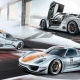 Porsche 918 Wallpaper Collection