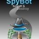 SpyBot – Search & Destroy – Searches your hard disk for so-called spy or adbots