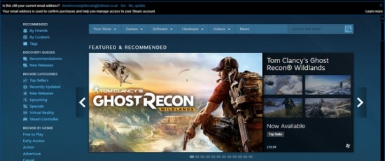 Steam – The Ultimate Destination for Playing, Discussing, and Creating Games