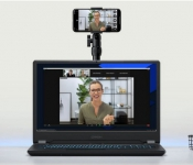 DroidCam – Use Your Phone As A Webcam!