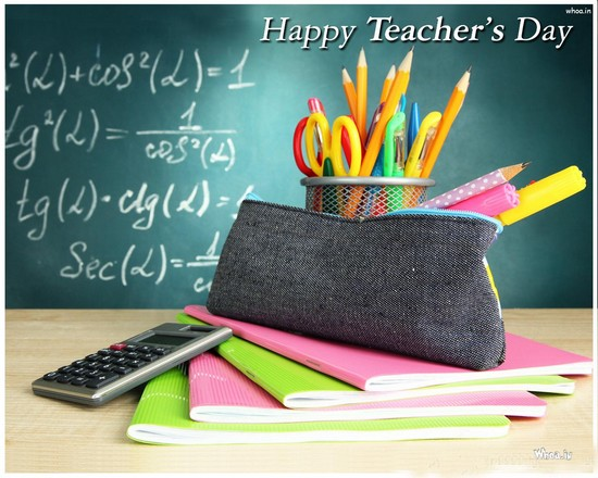 Teacher's day wallpaper collection